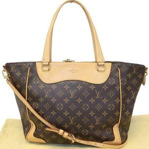 e616643081f Louis Vuitton Bags - LOUIS VUITTON Estrela MM NM Monogram Canvas Bag